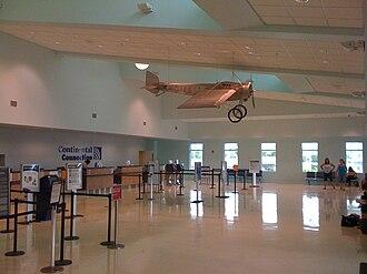Key West International Airport - Ticketing Hall