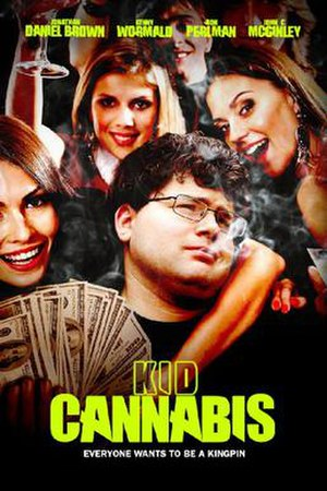 Kid Cannabis - DVD cover