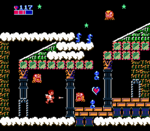 Kid Icarus - Image: Kid Icarus Sky World