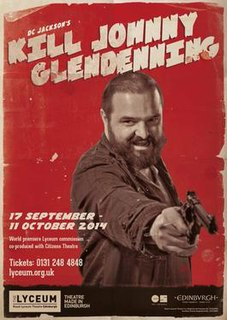 <i>Kill Johnny Glendenning</i> play
