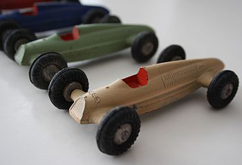 Quotations Auto Racing on Miniatures Of The Auto Union Type A Long Tail Racing Car Produced By