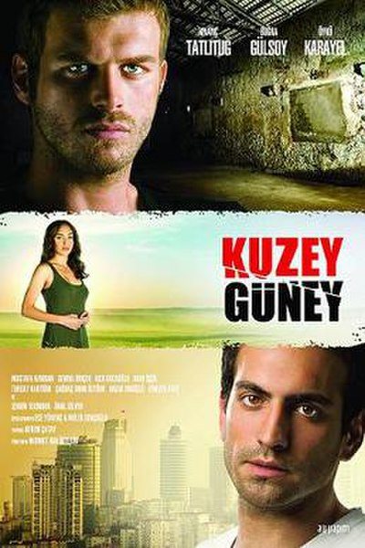 Picture of a TV show: Kuzey Güney