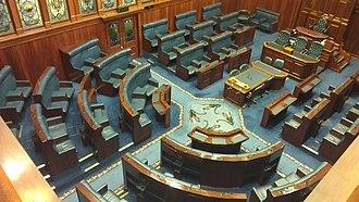 Western Australian Legislative Assembly - Legislative Assembly - 4 November 2012