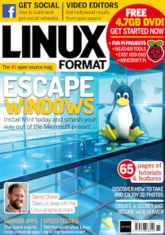 Linux Format - Image: Linux Format 243 cover