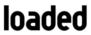 Loaded (magazine) - Image: Loaded magazine logo