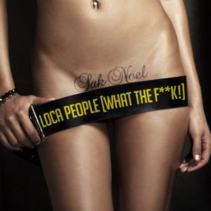 Loca People - Image: Loca People (German Single cover)