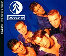 Boyzone — Love Me for a Reason (studio acapella)