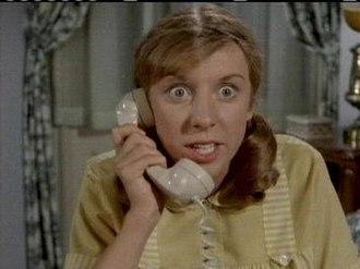 Larue Wilson - Lynette Winter as Larue in Gidget