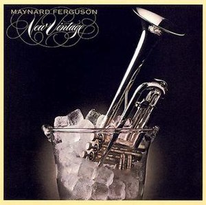 New Vintage (Maynard Ferguson album) - Image: MF New Vintage