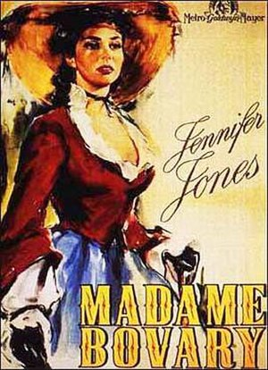 Madame Bovary (1949 film) - Theatrical release poster