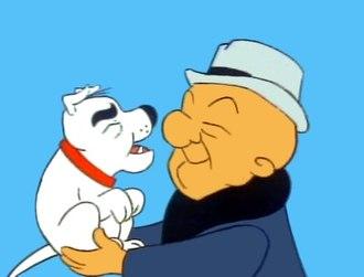 Mr. Magoo - Image: Magoo And Dog