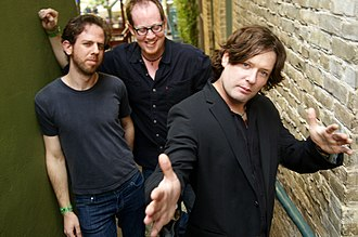Marcy Playground - From left to right: Shlomi Lavie, Dylan Keefe and John Wozniak