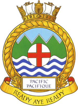 Maritime Forces Pacific - Image: Maritime Forces Pacific badge