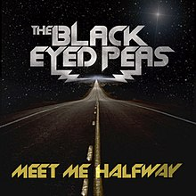 The Black Eyed Peas — Meet Me Halfway (studio acapella)