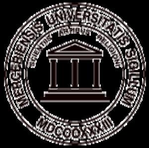 Mercer University School of Engineering - Image: Mercer seal