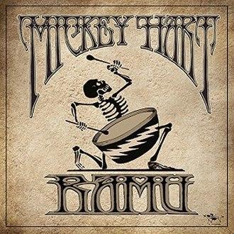 RAMU (album) - Image: Mickey Hart RAMU