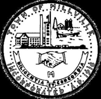 Millville, Massachusetts - Image: Millville MA seal