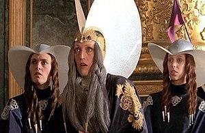 Bene Gesserit - Reverend Mother Mohiam (Zuzana Geislerová) and other Bene Gesserit, from the ''Dune'' miniseries (2000)