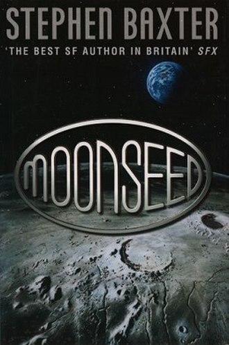 NASA Trilogy - Image: Moonseed Stephen Baxter