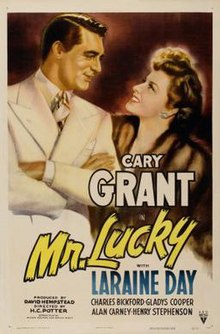 Mr. Lucky movie