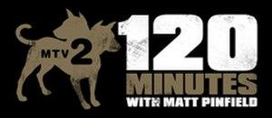 120 Minutes - Image: Mtv 2 120Minutes Logo