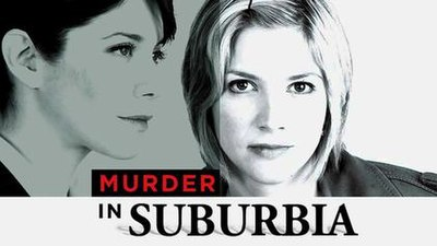 Picture of a TV show: Murder In Suburbia