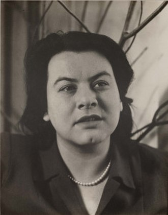 Muriel Rukeyser - Muriel Rukeyser in 1945