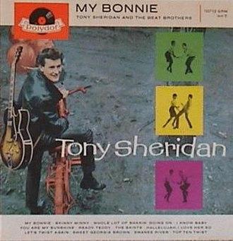 My Bonnie - Image: My Bonnie (album)