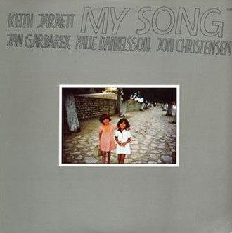 My Song (Keith Jarrett album) - Image: My Song