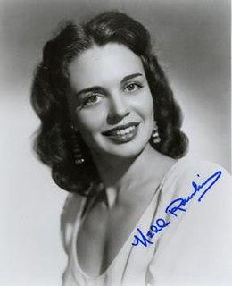 Nell Rankin singer