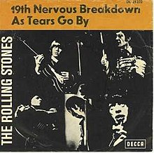 The Rolling Stones — 19th Nervous Breakdown (studio acapella)