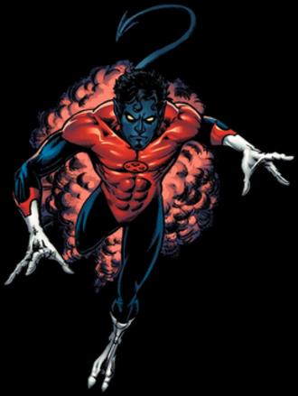 Nightcrawler (comics) - Image: Nightcrawler