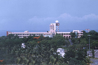 National Institute of Oceanography, India - Image: Nio arabian sea