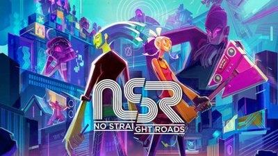 Picture of a game: No Straight Roads