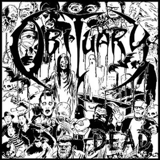Dead (Obituary album) - Image: Obituary Dead