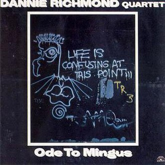 Ode to Mingus - Image: Ode to Mingus