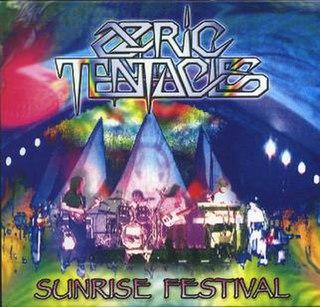<i>Sunrise Festival</i> 2008 live album by Ozric Tentacles
