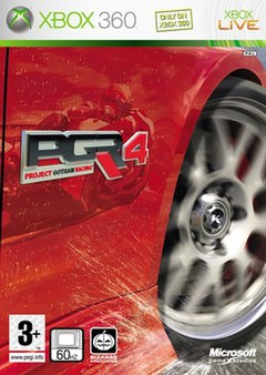 <i>Project Gotham Racing 4</i> video game
