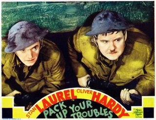 <i>Pack Up Your Troubles</i> (1932 film) 1932 film by Ray McCarey, George Marshall