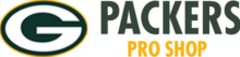 The logo of the Packers Pro Shop