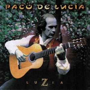 Luzia (album) - Image: Paco de lucia Luzia