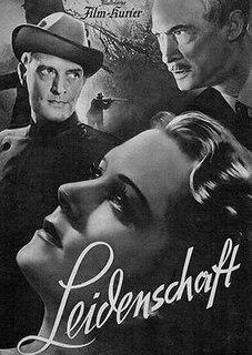 <i>Passion</i> (1940 film) 1940 film