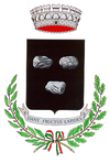 Coat of arms of Perosa Argentina