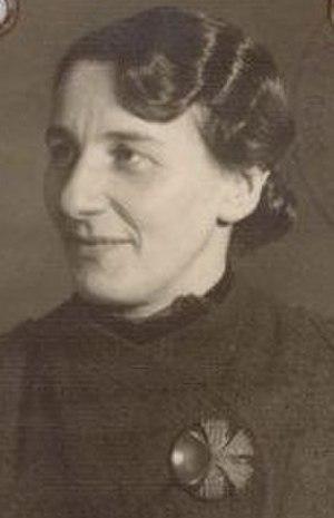 Erna Auerbach - Image: Photo of Erna Auerbach