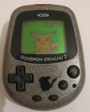 Pokémon Pikachu - Pokémon Pikachu 2