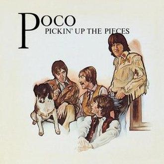 Pickin' Up the Pieces (Poco album) - Image: Poco 1969