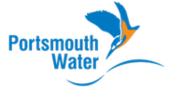 Portsmouth Water - Image: Portsmouth Water logo