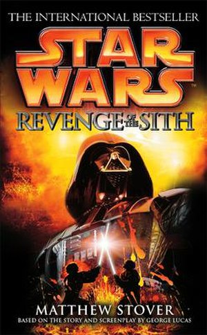 Star Wars: Episode III – Revenge of the Sith (novel) - Image: Revenge Of The Sith Novel