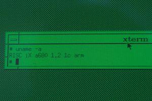 RISC iX - Image: Riscix A680 1