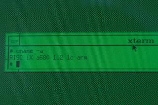 RISC iX Discontinued Unix operating system